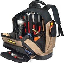 Toolpack Tool Backpack Adaptable 360.089 - Brown