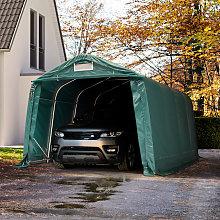 TOOLPORT 3.3x4.8m Carport Tent / Portable Garage,