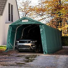 TOOLPORT 3.3x6m Carport Tent / Portable Garage,