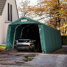 TOOLPORT 3.3x7.2m Carport Tent / Portable Garage,