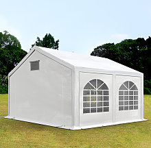 TOOLPORT 3x4m Marquee / Party Tent, w. ground