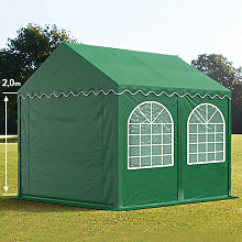TOOLPORT 3x4m Marquee / Party Tent w. ground
