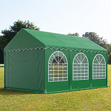 TOOLPORT 3x6m Marquee / Party Tent w. ground