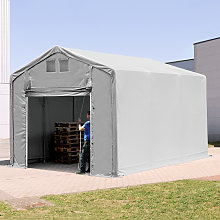 TOOLPORT 4x6m - 3.0m Sides Industrial Tent with
