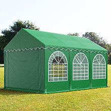 TOOLPORT 4x6m Marquee / Party Tent w. ground