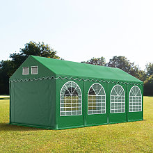 TOOLPORT 4x8m Marquee / Party Tent w. ground