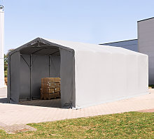 TOOLPORT 5x10m - 3.0m Sides Industrial Tent with