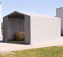 TOOLPORT 5x10m - 4.0m Sides Industrial Tent with