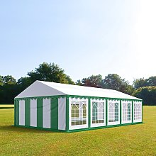 TOOLPORT 5x10m Marquee / Party Tent, PVC 500,