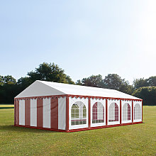 TOOLPORT 5x10m Marquee / Party Tent w. ground