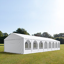 TOOLPORT 5x16m 2.6m Sides Marquee / Party Tent w.