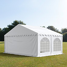 TOOLPORT 5x5m Marquee / Party Tent w. ground
