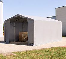 TOOLPORT 5x8m - 3.0m Sides Industrial Tent with