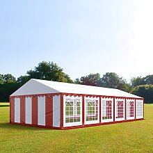 TOOLPORT 6x12m Marquee / Party Tent, PVC 500,