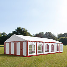 TOOLPORT 6x12m Marquee / Party Tent w. ground