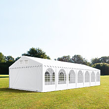 TOOLPORT 6x14m Marquee / Party Tent w. ground