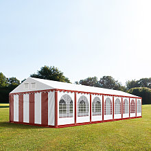 TOOLPORT 6x24m 2.6m Sides Marquee / Party Tent w.