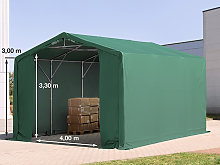 TOOLPORT 6x6m - 3.0m Sides Industrial Tent with