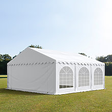 TOOLPORT 6x6m Marquee / Party Tent w. ground
