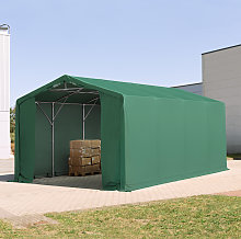 TOOLPORT 6x8m - 3.0m Sides Industrial Tent with