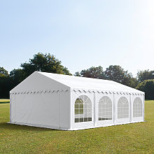 TOOLPORT 6x8m Marquee / Party Tent w. ground