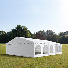 TOOLPORT 8x10m Marquee / Party Tent w. ground
