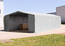 TOOLPORT 8x12m - 3.0m Sides Industrial Tent with