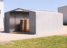 TOOLPORT 8x12m - 3.6m Sides Industrial Tent with