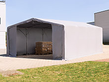 TOOLPORT 8x8m - 3.0m Sides Industrial Tent with