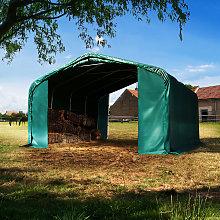 TOOLPORT Farm storage tent 6x6m, Prime tarpaulin
