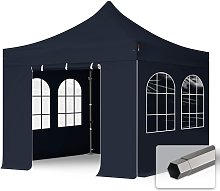 TOOLPORT PopUp Gazebo Party Tent 3x3m - with