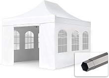 TOOLPORT PopUp Gazebo Party Tent 3x4,5m - with