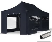 TOOLPORT PopUp Gazebo Party Tent 3x6m - with