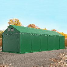 TOOLPORT XXL 4x12 m heavy duty storage tent