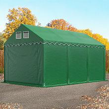 TOOLPORT XXL 4x6 m heavy duty storage tent marquee