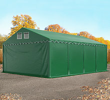 TOOLPORT XXL 6x8 m heavy duty storage tent marquee