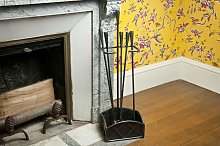 Toolset fireplace
