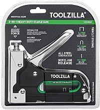 TOOLZILLA® Heavy Duty Staple Gun & 600 Staple