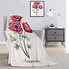 Toopeek Anemone Flower Rugged or durable camping