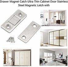 Top Quality 2/4/6 Pcs/Set Strong Cabinet Door