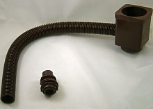 Top Quality Marley RD25R Rain Water Diverter Brown