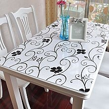 Topashe Plastic Tablecloth,Simple plastic