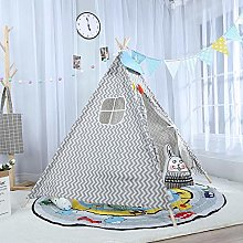 Topashe teepee tent kids with floor mat,Picnic