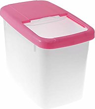 TOPBATHY 10kg Kitchen Food Containers Square Rice