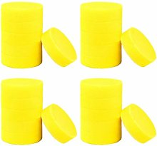TOPBATHY 24Pcs Car Polishing Waxing Sponge Pads