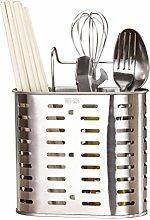 TOPBATHY Cutlery Holder Stainless Steel Crockery