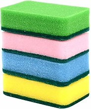 TOPBATHY Multi Use Cleaning Sponges Scrubbing Dish