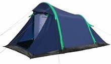 Topdeal Camping Tent with Inflatable Beams