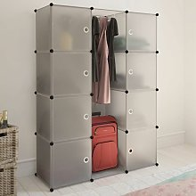 Topdeal Modular Cabinet with 9 Compartments