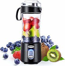 TOPESCT Portable Blender, Personal Mixer Fruit